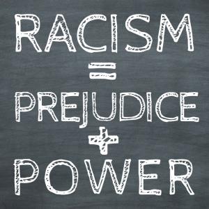 #PrejudicePlusPower