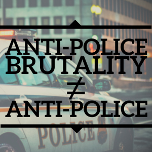 Anti-Police Brutality