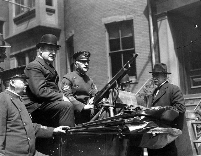 Police in Boston